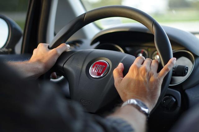 Fiat Punto - wnętrze